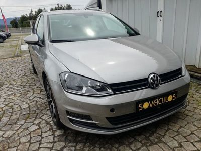 usado VW Golf bluemotion