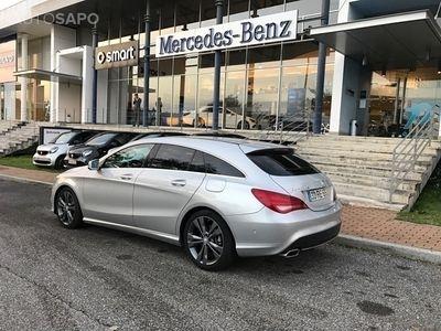 usado Mercedes CLA180 Classe CLAd urban