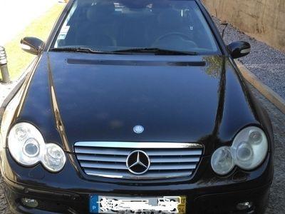 usado Mercedes 220 Classe C SportCoupéCDi Evolution