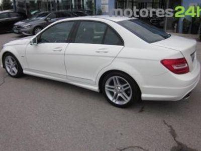 usado Mercedes C220 CDi Avantgarde BE 117g