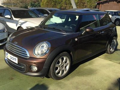 used Mini Cooper D 110 cv Panoramico