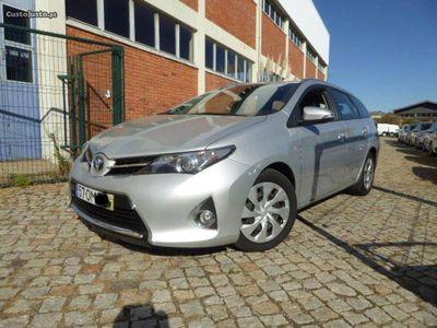 gebraucht Toyota Auris Touring Sport 1.4 D4D GPS