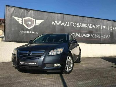 usado Opel Insignia Sports Tourer Cosmo