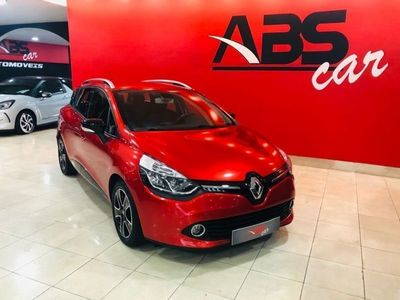 usado Renault Clio 1.5 dci dynamic RED