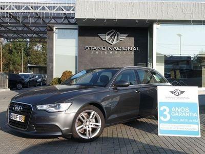 brugt Audi A6 Avant 2.0TDI S-Line