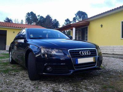 gebraucht Audi A4 2.0tdiMultitronic 8v