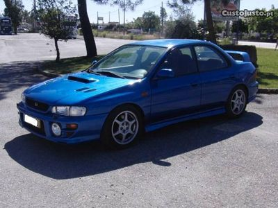 usado Subaru Impreza GT AWD