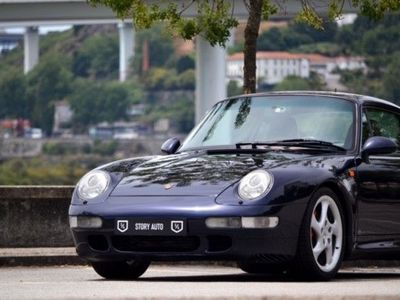 używany Porsche 911 Carrera 4S 993