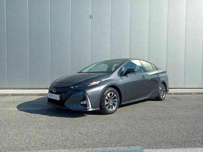 usado Toyota Prius PRIUS1.8 Hybrid Plug-in Luxury + Pele