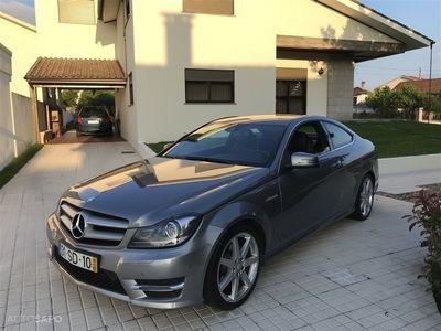 usado Mercedes C220 ClasseCDI AMG Coupé