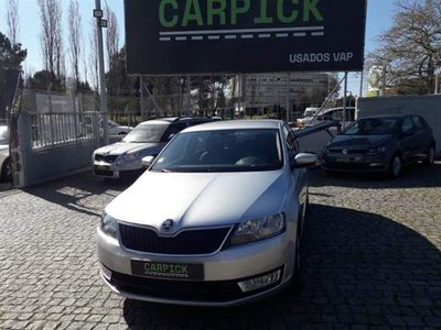 gebraucht Skoda Rapid Spaceback Ambition