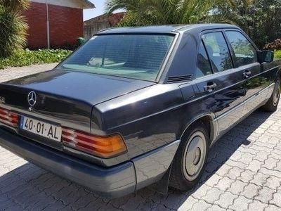 brugt Mercedes 180 Sedan