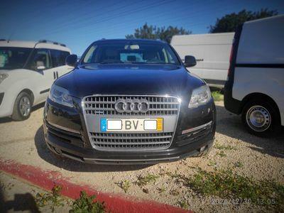 usado Audi Q7 7 lugares