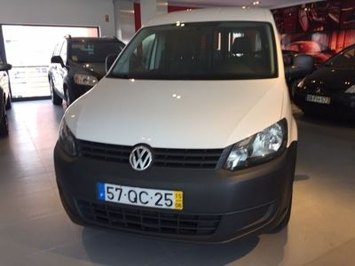 usado VW Caddy 1.6 tdi bluemotion