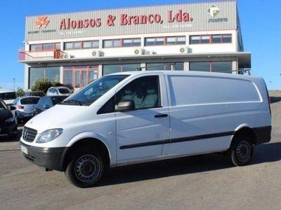 begagnad Mercedes Vito 111 CDI/4X4