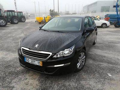 usado Peugeot 308 Sw Hdi 120 cv