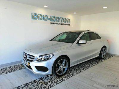 usado Mercedes C250 d AMG Line Auto.