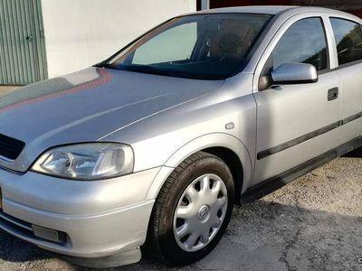 brugt Opel Astra 1.7 DTI