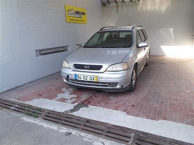 usado Opel Astra Caravan 1.7 DTi Club