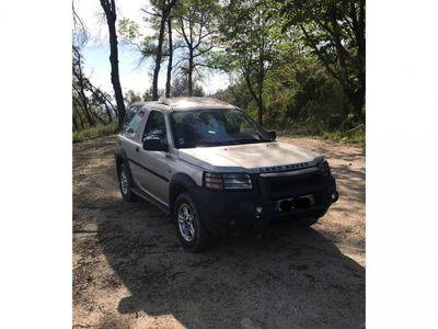 used Land Rover Freelander Cabrio 2.0 di