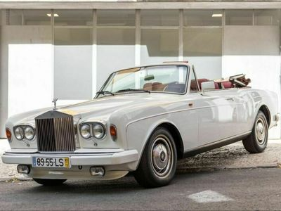usado Rolls Royce Corniche ---