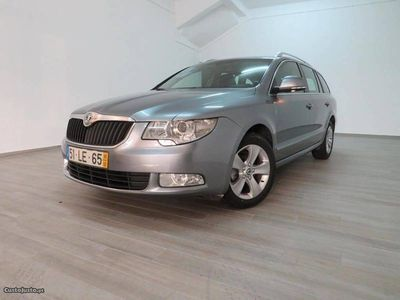 used Skoda Superb 1.9 tdi