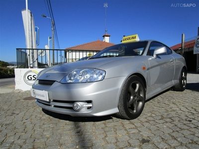 usado Hyundai Coupé 2.0 F (139cv) (2p)