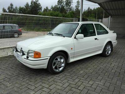 usado Ford Escort RS Turbo