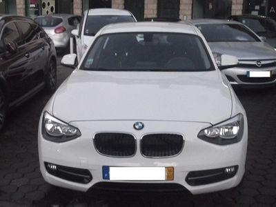 usado BMW 116 Série 1 D Line Sport