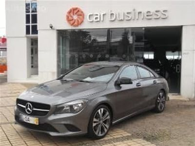 usado Mercedes CLA220 ClasseCDi Urban Aut. (170cv) (5p), Diesel