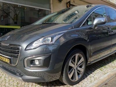 usado Peugeot 3008 1.6 HDI 120CV ALLURE J18 XENON