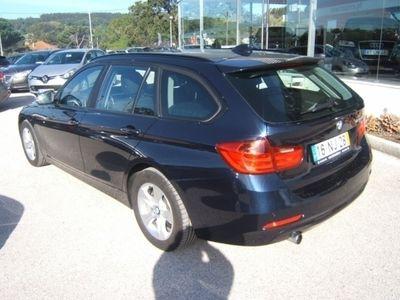 usado BMW 320 d Touring Auto (184cv) (5p) Viatura de serviço