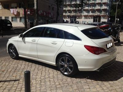 usado Mercedes CLA200 CDI - NACIONAL - Carrinha - 2016