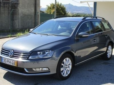 brugt VW Passat Variant 1.6 TDI BlueMotion