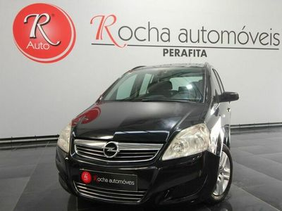 usado Opel Zafira 1.7 Cdti 125cv 7L Enjoy