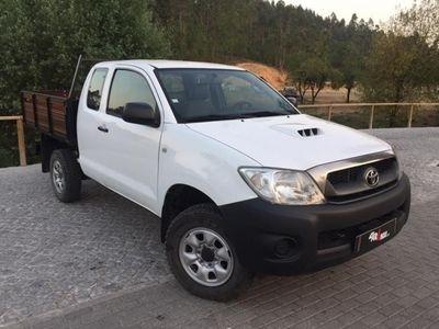 usado Toyota HiLux 2.5 D-4D 4WD