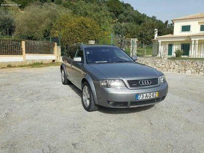usado Audi A6 Allroad 2.5 150cv - 00