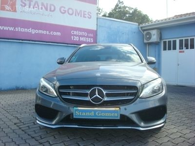 usado Mercedes 220 Classe CStation 9G-Tronic AMG