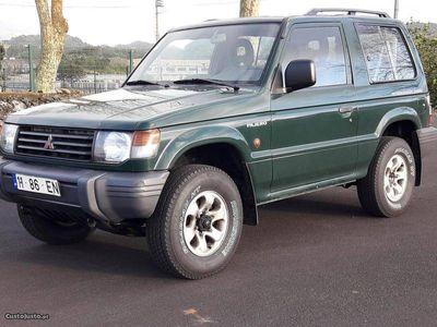 gebraucht Mitsubishi Pajero 2.5