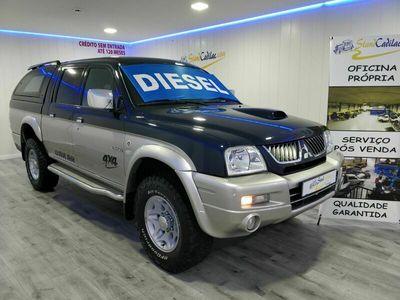 usado Mitsubishi L200 DAKAR Longa 2.5 TDI 136 cv