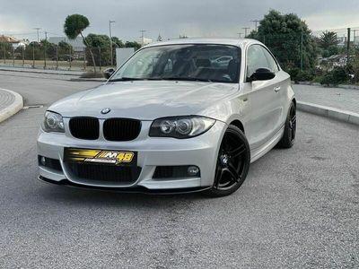usado BMW 120 Coupé D Kit Pack M