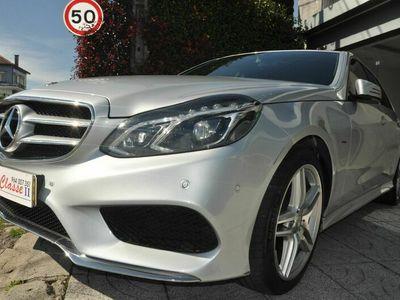 usado Mercedes E250 250 AMG AUTOMATICA