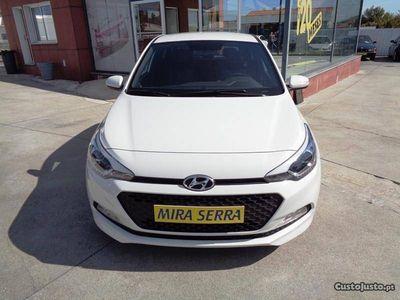 usado Hyundai i20 1.2i 82Cv Ac/Gps