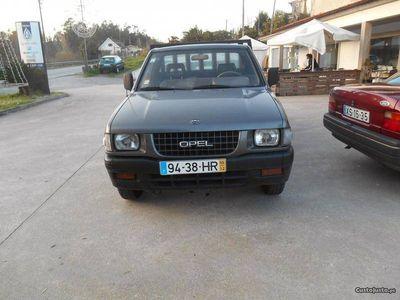 usado Opel Campo 2.5 TD