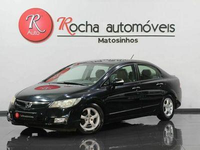 usado Honda Civic 1.3 Hybrid IMA 95cv