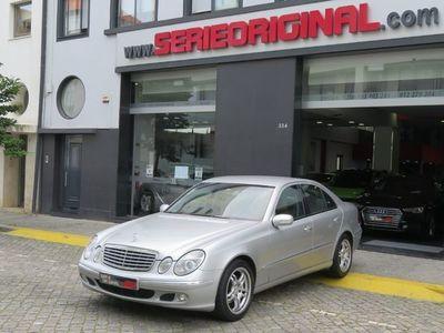 usado Mercedes E220 CDI