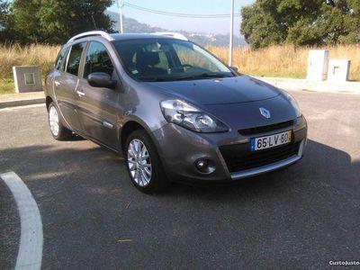 usado Renault Clio Break dCi Dynamiq S -