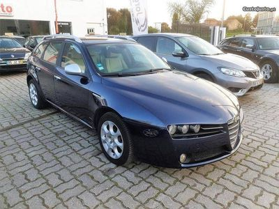 brugt Alfa Romeo 159 SW 1.9 JTd M