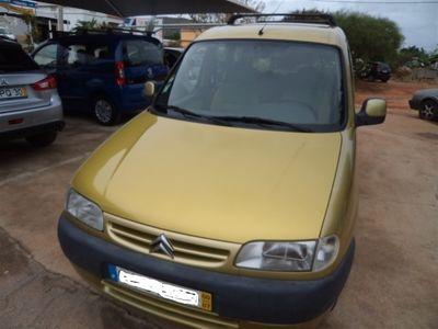 usado Citroën Berlingo 1.4i Multispace (75cv) (3p)