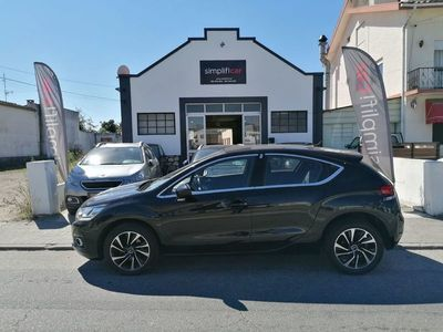 usado DS Automobiles DS4 1.6hdi
